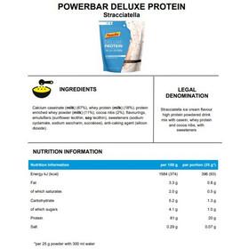 PowerBar Deluxe Protein Pack Stracciatella 500g